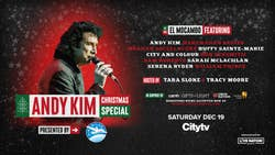 Andy Kim Christmas Special Presented by The Air Miles® Reward Program