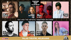 LIVE NATION ANNOUNCES TOGETHER AGAIN AT THE PALAIS THEATRE CONCERT SERIES