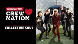 Backstage with Crew Nation: Collective Soul
