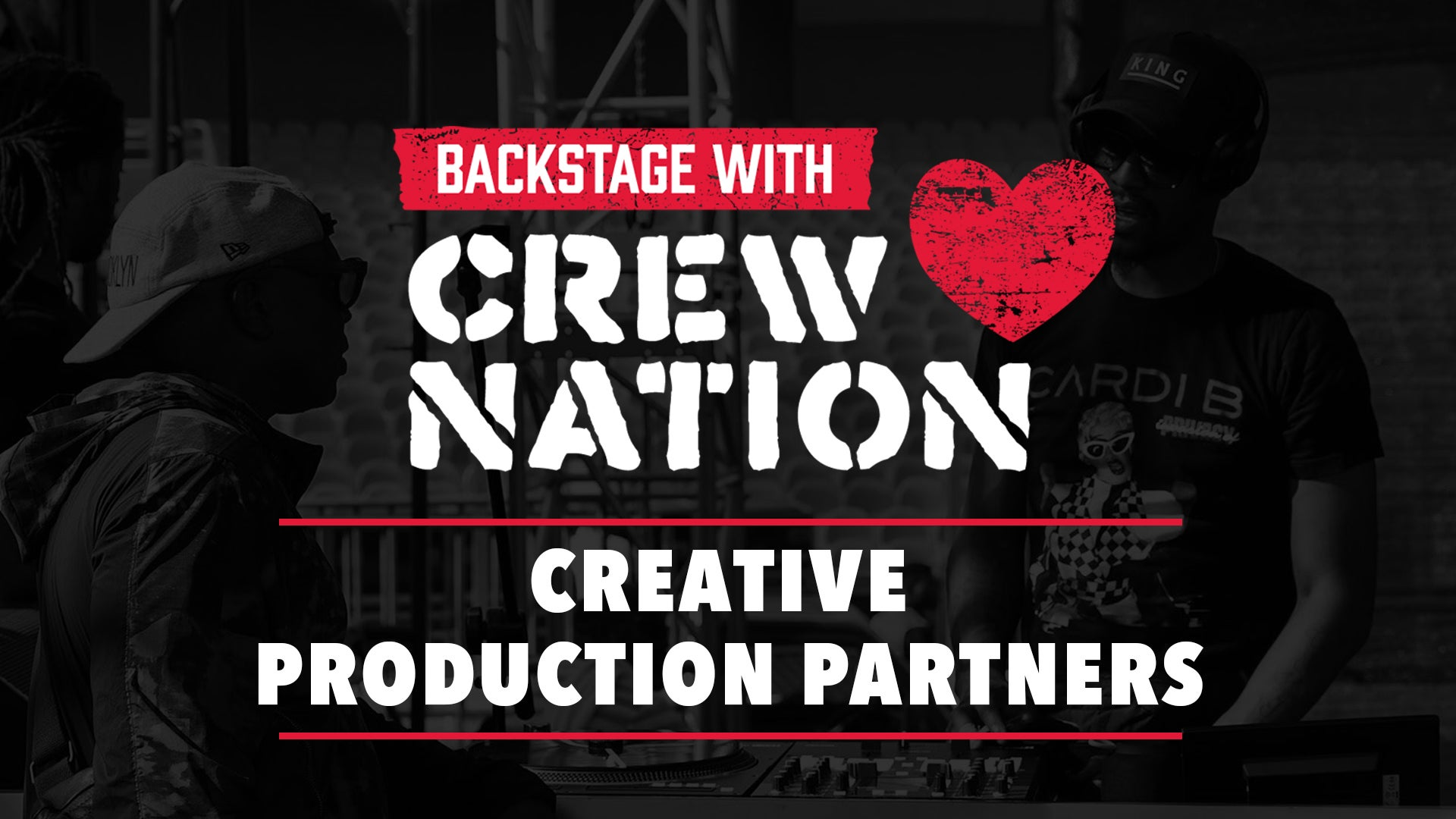 Backstage with Crew Nation: Creative Productions Partners