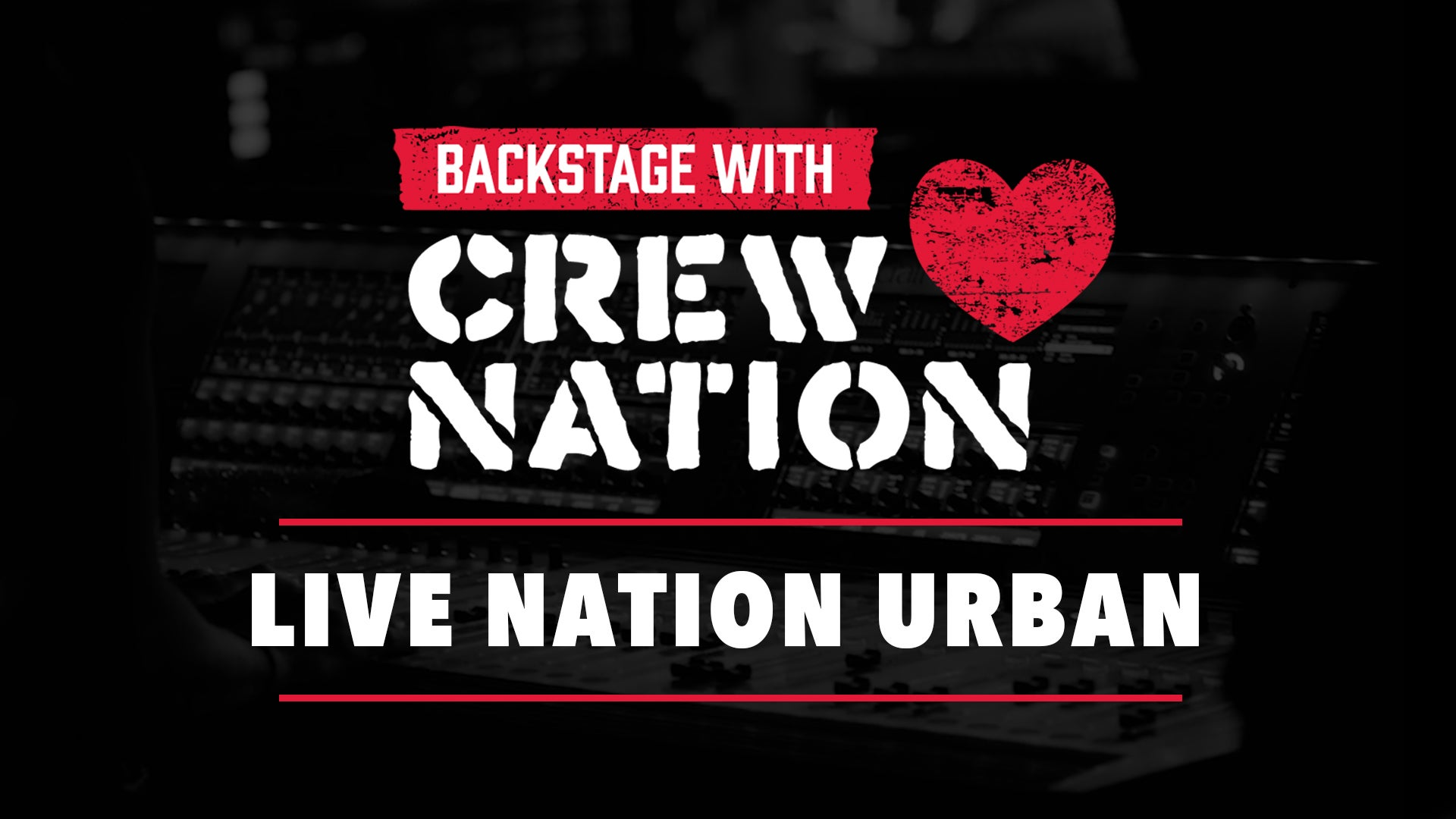 LIVE NATION URBAN ANNOUNCES THE LAUNCH OF THE BLACK TOUR DIRECTORY