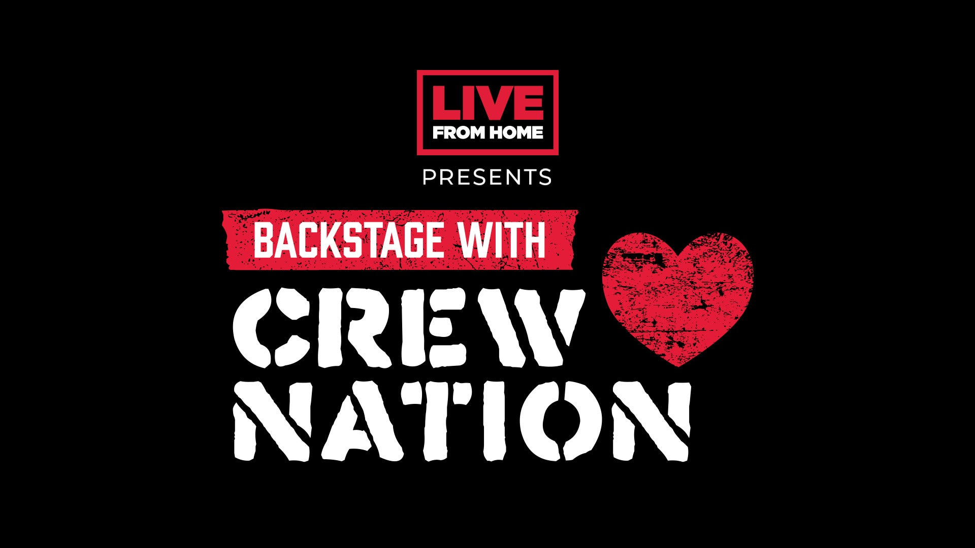 Backstage with Crew Nation
