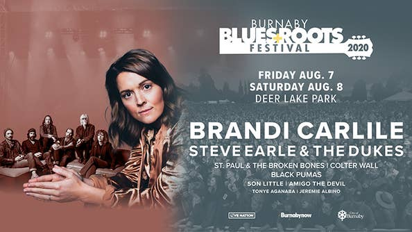 Burnaby Blues and Roots Fest