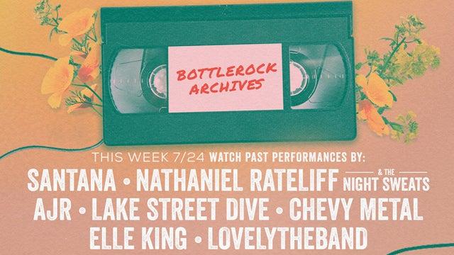 Watch The (re)LIVE BottleRock Grand Finale