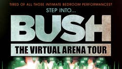 Bush Releases Virtual Arena Tour And New Album