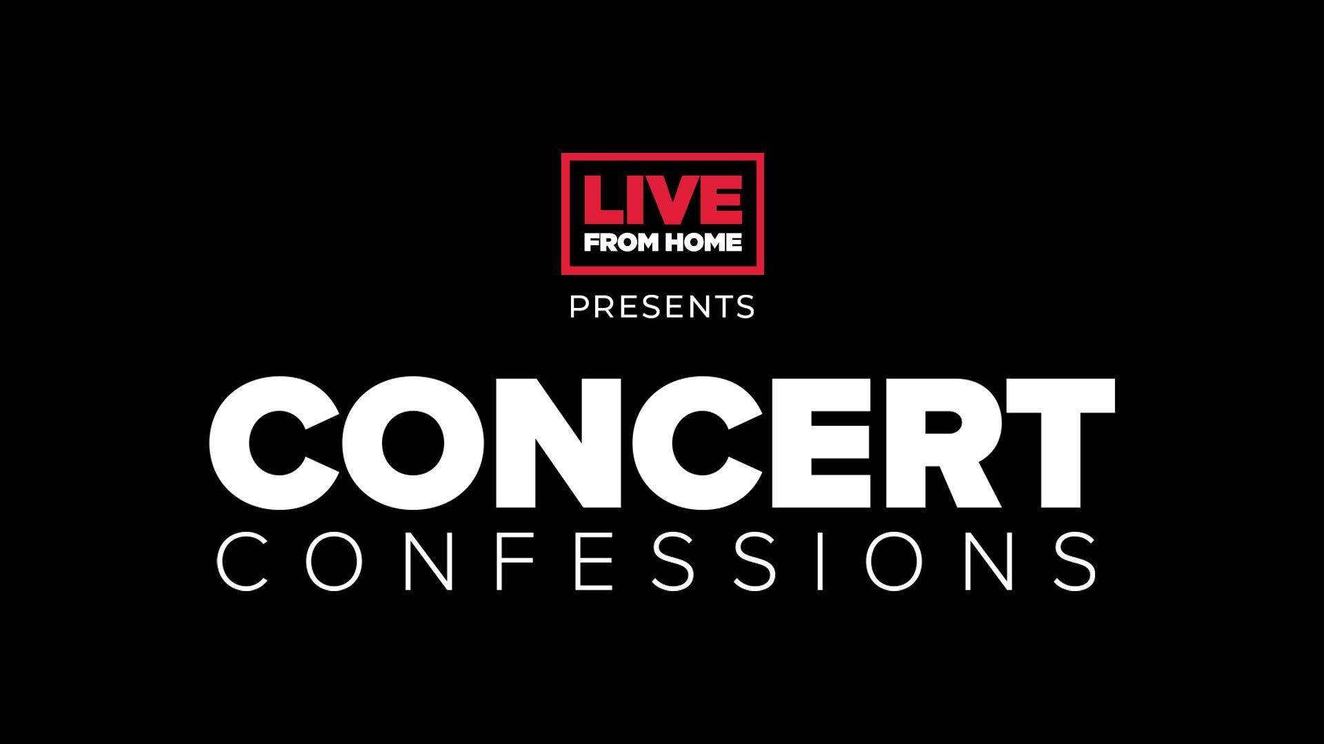 Concert Confessions
