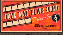 Dave Matthews Band Replays Blossom Music Center for DMB Drive-In