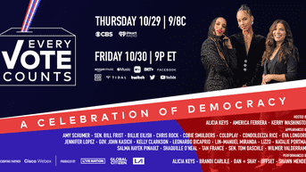 Every Vote Counts: Tune In Tonight!