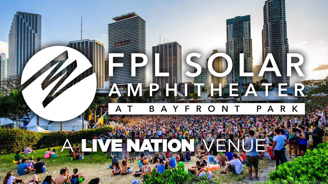 FPL Solar Amphitheater at Bayfront Park