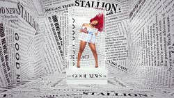 MEGAN THEE STALLION DROPS DEBUT ALBUM 'GOOD NEWS'