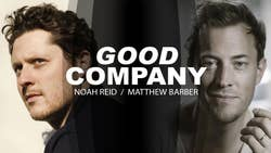 Good Company: Noah Reid