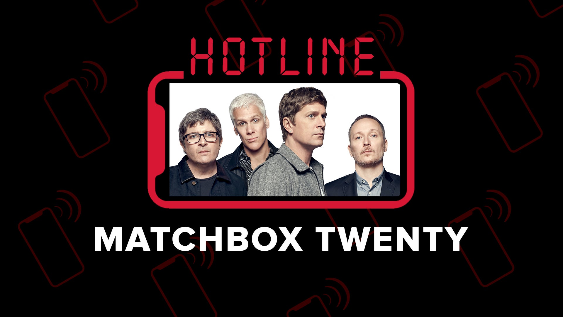 Hotline: Matchbox Twenty