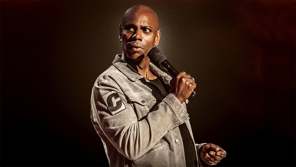 Join Dave Chappelle & Friends for An Intimate Socially Distanced Affair