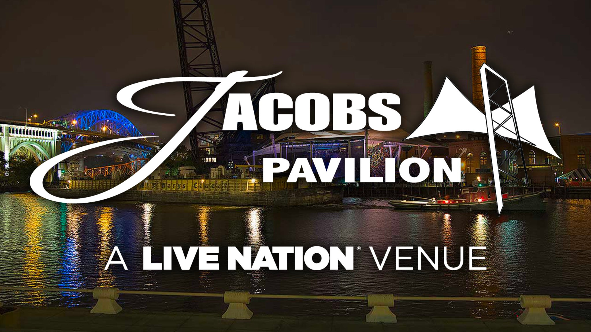Jacobs Pavilion at Nautica (formerly Nautica Pavilion)