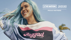 LIVE NATION AND JAGGAD FORM PARTNERSHIP CELEBRATING UNSTOPPABLE FEMALE ARTISTS