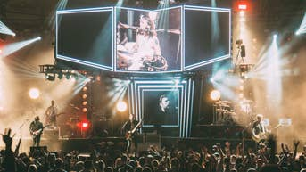 Kings of Leon Launch NFT Digital Art Collection Benefitting Crew Nation