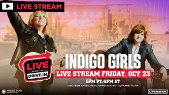 Indigo Girls Livestream - Get Tickets Now!