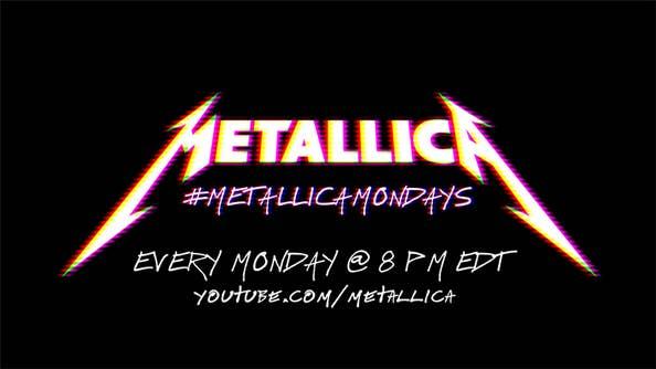 Metallica Monday
