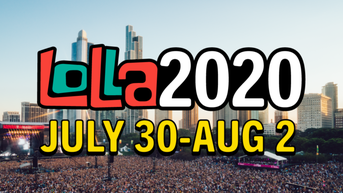 Lolla2020 - Sunday