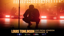 Louis Tomlinson Announces Worldwide Live Streamed Show