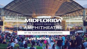 MIDFLORIDA Credit Union Amphitheatre at the FL State Fairgrounds