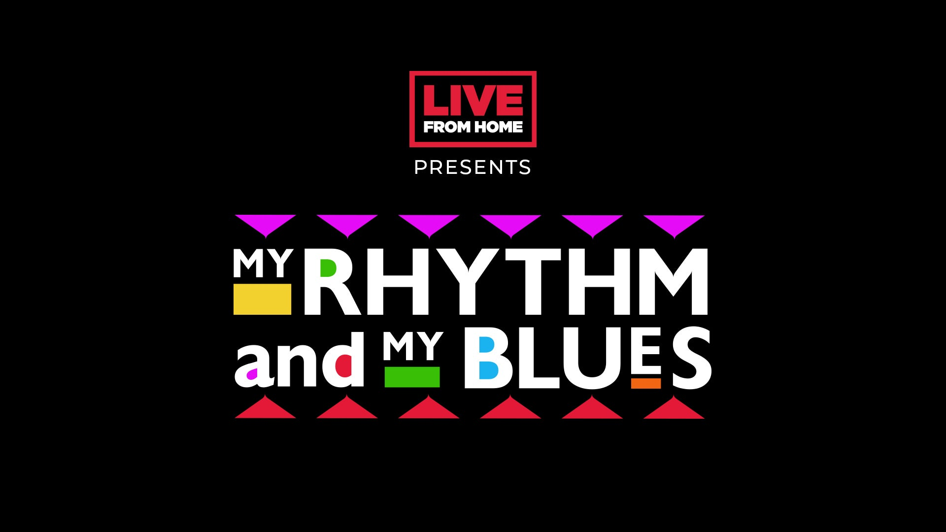 My Rhythm and My Blues