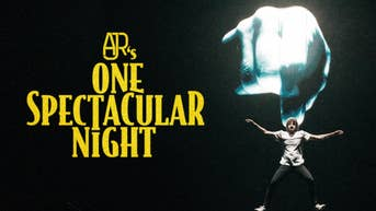 "AJR 'One Spectacular Night' Livestream:  Use Access Key ""MONDAY15"" for One Day Special Offer!"