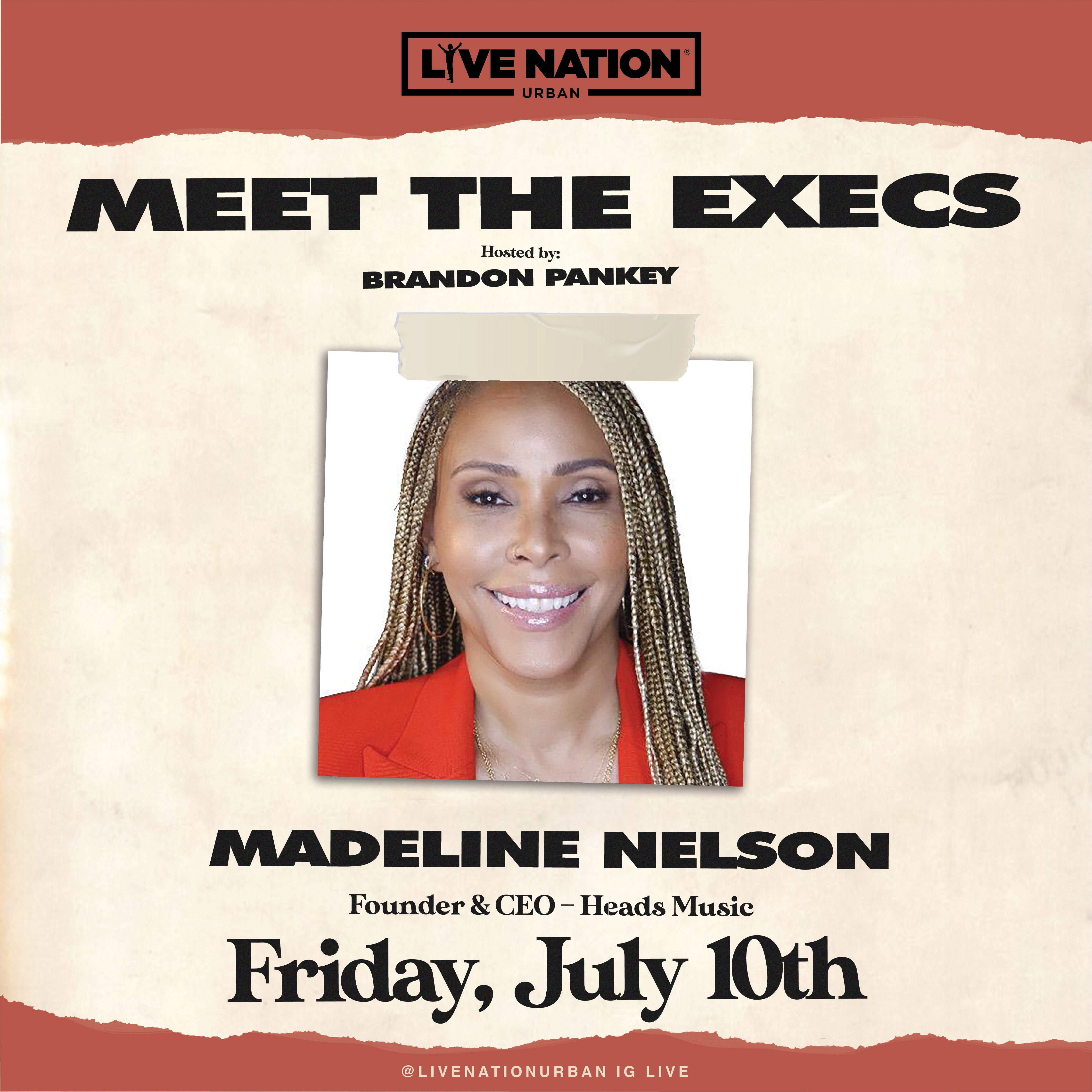 Tune In To The Live Nation Urban Series 'Meet The Execs'