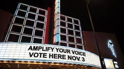 Artists and Organizations Partner With Voting Initiatives To Encourage Civic Engagement