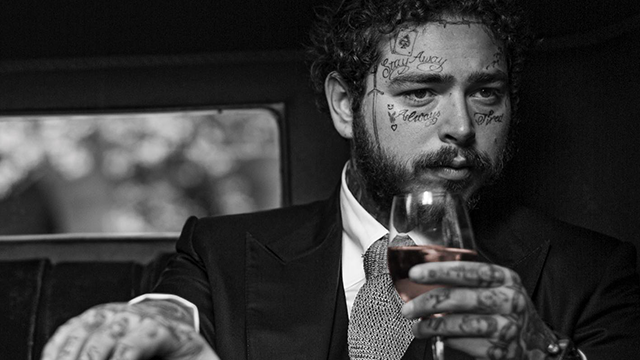 Post Malone Releasing Rosé Wine Just In Time For Summer