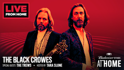 The Black Crowes To Premiere Budweiser Stage at Home