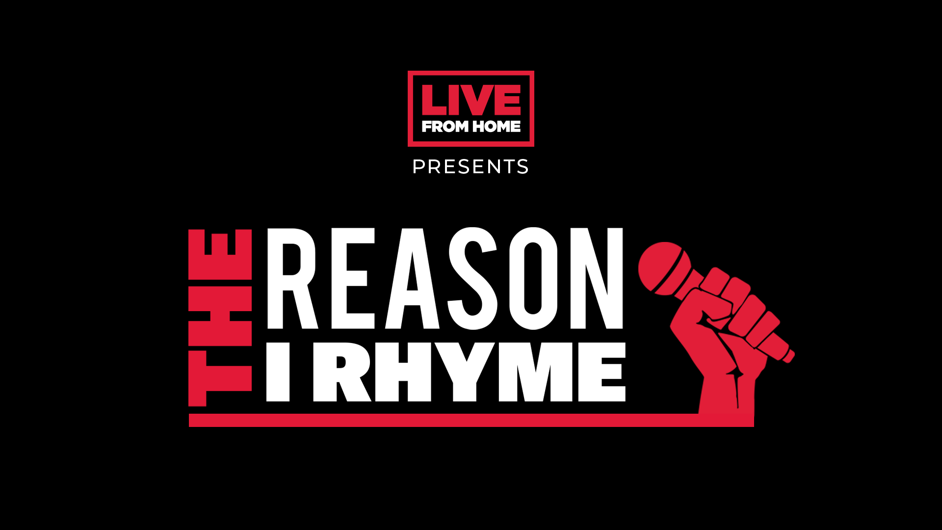 The Reason I Rhyme