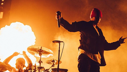 "Twenty One Pilots Release ""Level of Concern (Live from Outside)"""