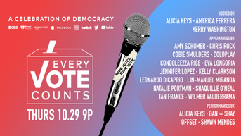 Every Vote Counts: Learn More